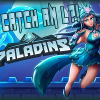 Will I Catch An L With IO In Paladins?!