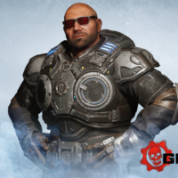WWE Batista Joins The Battle In Gears 5