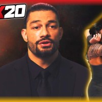 Roman Reigns Talks WWE 2K20 Tower