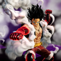CHARLOTTE KATAKURI AND LUFFY FOURTH GEAR SNAKEMAN JOIN THE BATTLE IN ONE PIECE: PIRATE WARRIORS 4