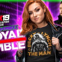 WWE 2K19 ADG Universe Ex: Royal Rumble Episode 20
