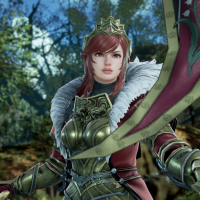 Hildegard von Krone Returns with Weapons In-Hand to Join the Stage of History in SOULCALIBUR VI