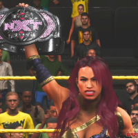 WWE 2K20 Women's Evolution 2K Showcase Mode Part 1 & 2