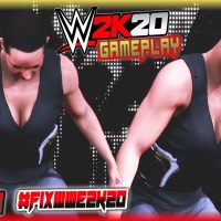 WWE 2K20 Patch 1.02 Details And My Nikki Cross Loses Hair Because Of It