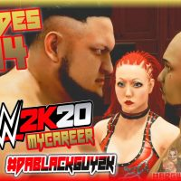 WWE 2K20 My Career Part 2 - 14: Leaving The Nest For An Iiconic Trip To Hell