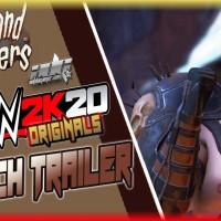 WWE 2K20 Originals Wasteland Wanderers DLC Launch Trailer