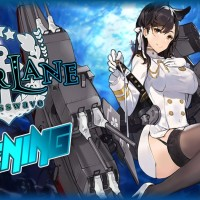 Azur Lane: Crosswave PS4 English Opening Cutscene