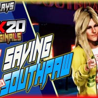 ADG Plays WWE 2K20 Southpaw Regional Wrestling DLC Showcase: Saving Southpaw And The New Day DLC Intro