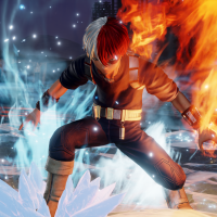 JUMP FORCE Shoto Todoroki DLC Releases On May 26 Plus Screenshots
