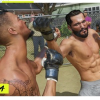 EA Sports UFC 4 Announcement Trailer, Images And Details Preview