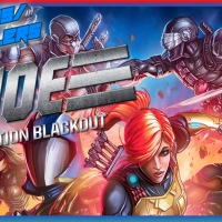 G.I. Joe Operation Blackout Reveal Trailer, Screenshots, And Images Preview