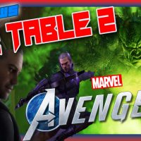 That Infamous Marvel Avengers War Table 2 Video