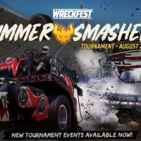 Wreckfest SUMMER SMASHER Tournament Details Featuring Unlocks