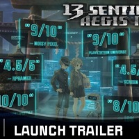 SEGA's 13 Sentinels: Aegis Of Rim Launch Trailer