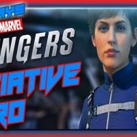 "Marvel's Avengers ""Avengers Initiative Intro Cutscene Featuring Maria Hill"