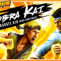 "ADG Plays Cobra Kai: The Karate Kid Saga Continues ""For The First Time"" With Launch Images, Trailer, And Details"