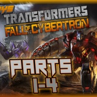 ADG Plays Transformers: Fall Of Cybertron Parts 1-4