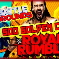 WWE 2K Battlegrounds Royal Rumble 500 Golden Bucks Locker Code