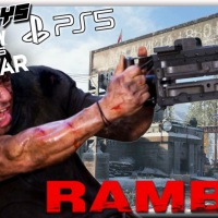 """Going Rambo"" On Call Of Duty Black Ops: Cold War PS5 Gameplay"
