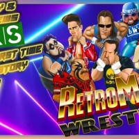 "RetroMania Wrestling (Xbox/Series X) ""For The First Time""