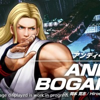 King Of Fighters XV Andy Bogard Trailer