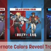 Guilty Gear Strive Alternate Colors Reveal Trailer, Images And Latest Details