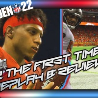 """ADG Plays Madden NFL 22 """"For The First Time"""" Gameplay & Review Parts 1-2 ft. Ultimate Team & Campus Legends"""