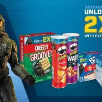 Get Double XP in Halo Infinite with Kellogg's Products
