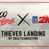 PGA TOUR® 2K21 Celebrates Over 2.5 Million Units Sold-in with New User-Generated Content Rollout and 100 Thieves Collaboration